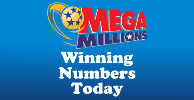 Mega Millions Winning Numbers And Jackpot Today